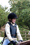 [ 13/10/13 - Emily's horse riding lesson ]